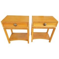 Paul Frankl End Tables