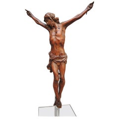 18th Century Flemish Crucifix