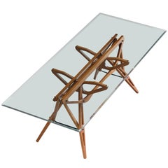 Carlo Mollino by Zanotta 'Reale' Table