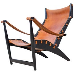 Collectible Copenhagen Chair by Niels Vodder from His Private Collection