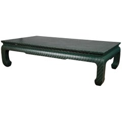 Baker Furniture Asian Coffee Table