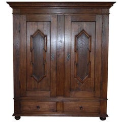 19th Century German Cabinet