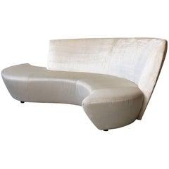 Vladimir Kagan Sculptural Bilbao Sofa