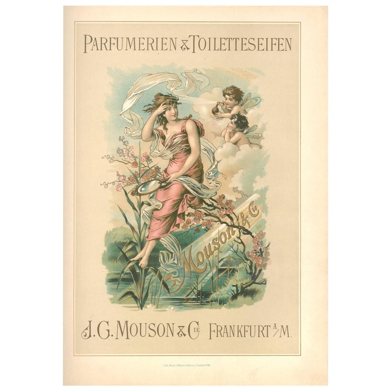 Catalogue of Perfumes, Toiletries and Cosmetics 'Book' For Sale
