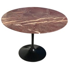 Knoll Marble -Top Table