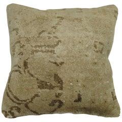 Oushak Rug Pillow