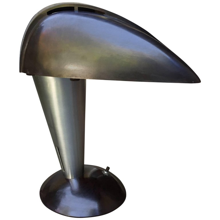 Polaroid Desk Lamp by Walter Dorwin Teague For Sale