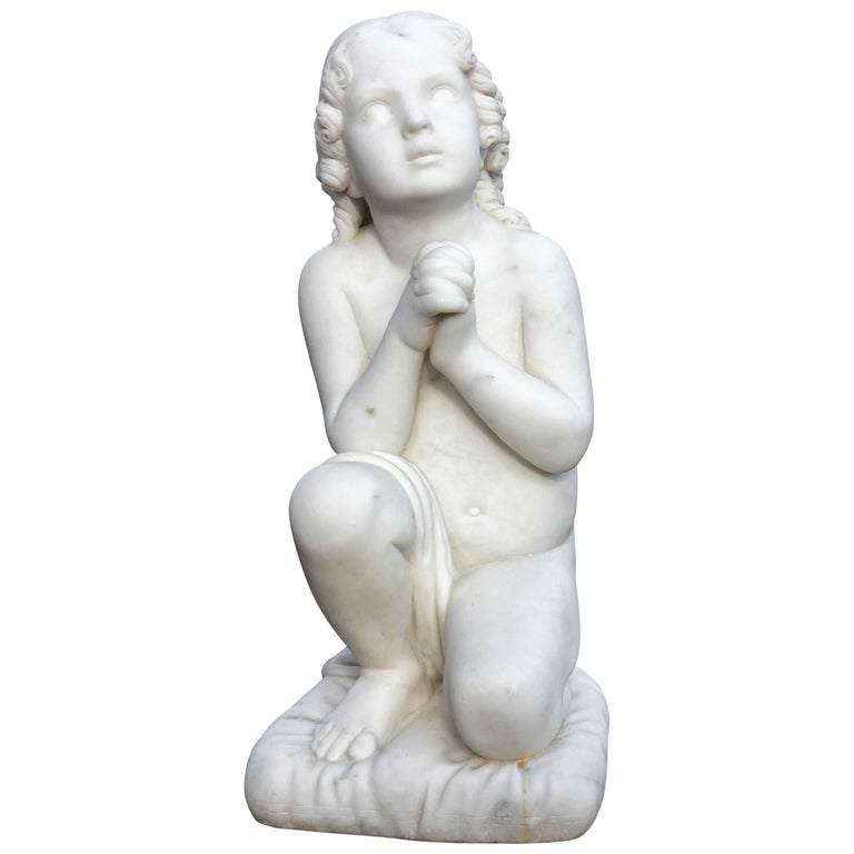 Neoclassical Marble Sculpture