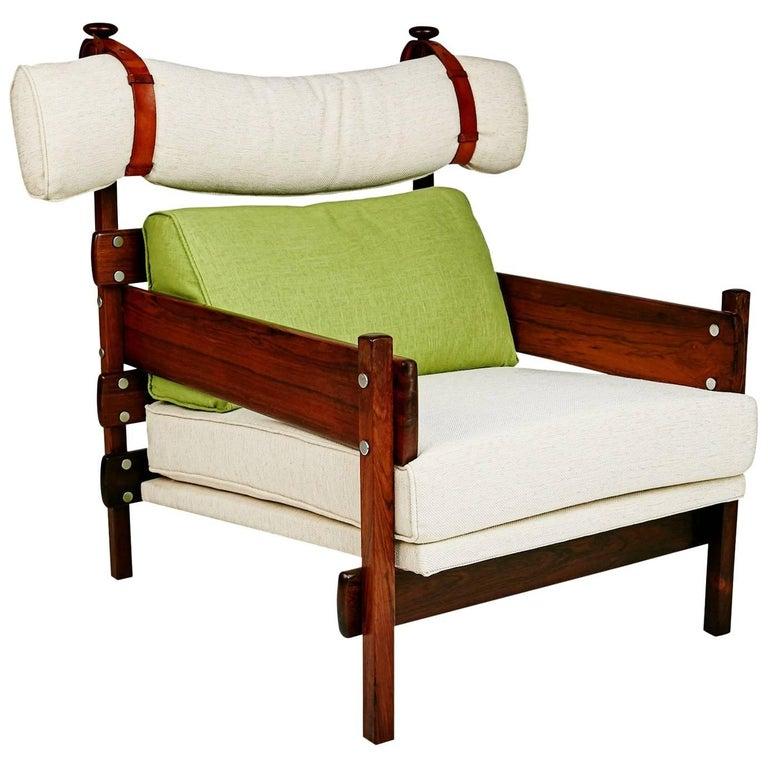 Sergio Rodrigues Tonico Chair for Meia Pataca, circa 1963