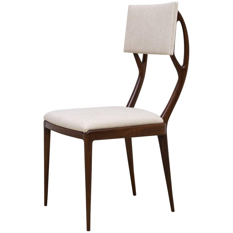 GS4 Dining Chair by Giuseppe Scapinelli For Sale