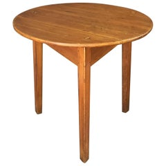 English Cricket Table of Pine