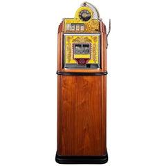 Watling's Bird of Paradise Rol-A-Top Slot Machine