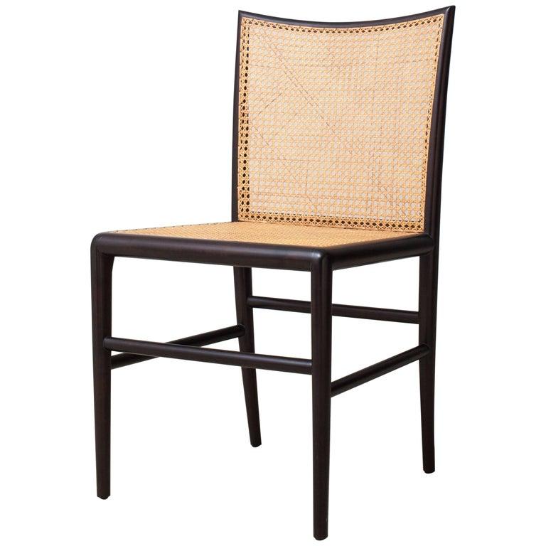 Palhinha Dining Chair by Branco & Preto For Sale