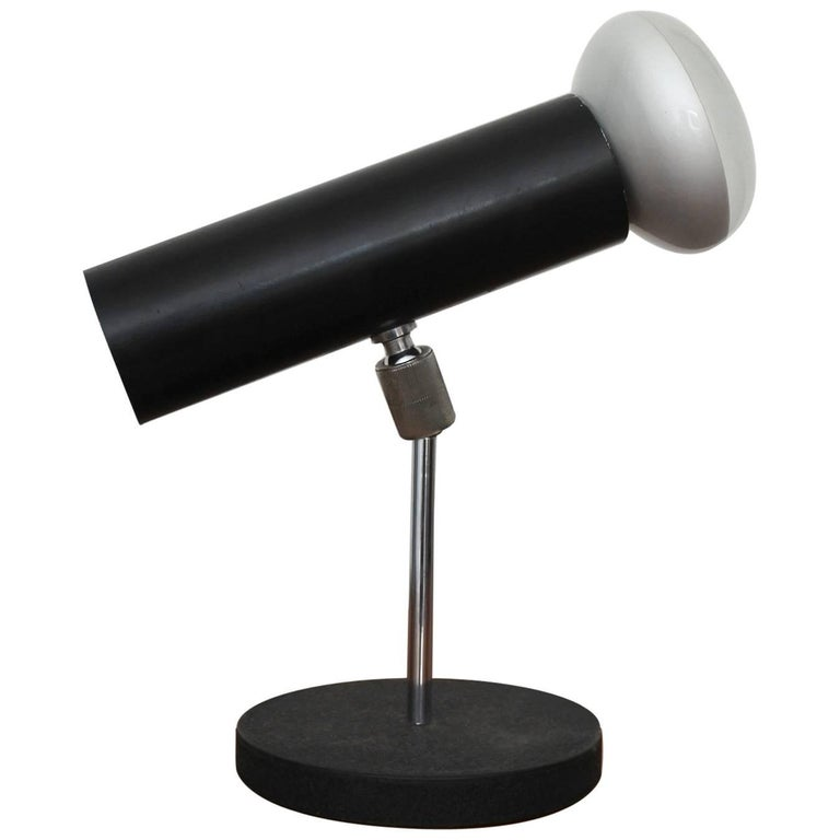 Gino Sarfatti Table Lamp 568 Edited by Arteluce, 1956, Italy For Sale