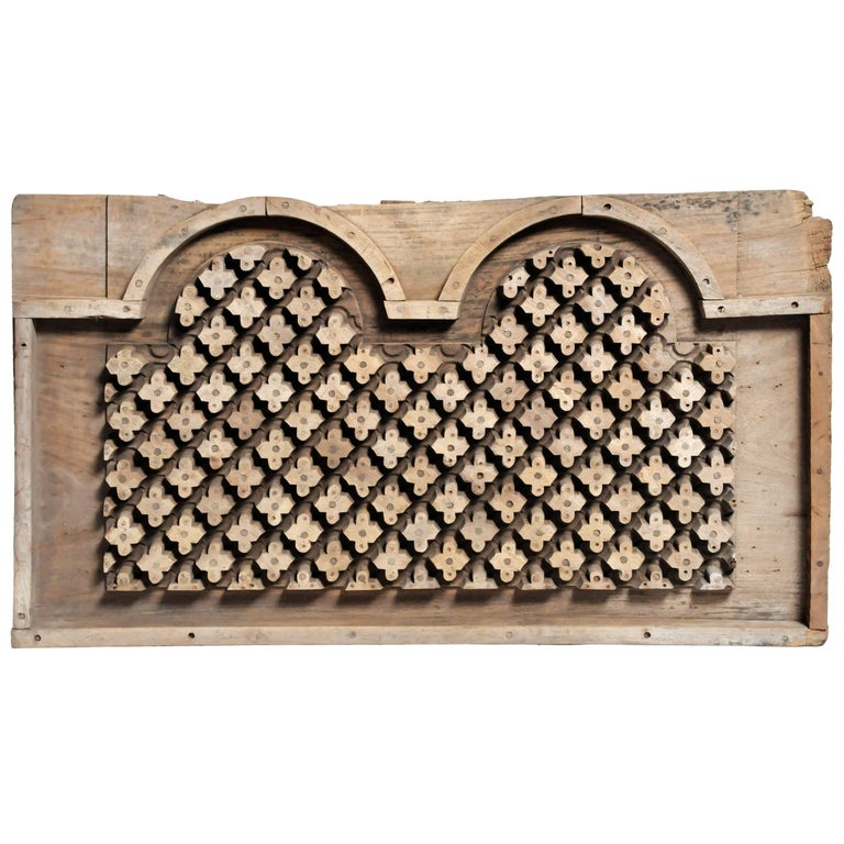 Wooden Cement Mold