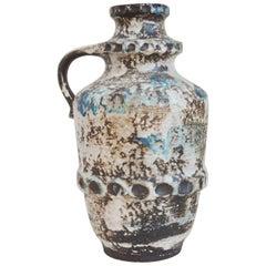 Mammoth German Lava Vase
