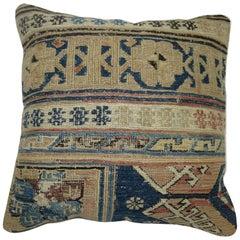 Tribal Soumak Rug Pillow