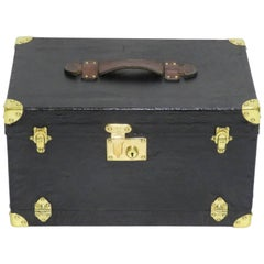 1920s Louis Vuitton Motor Toolbox Trunk