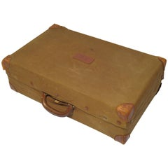 1920s Louis Vuitton Moroccan Leather Fitted Men's Case