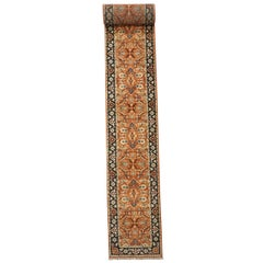 Persian Mahal Runner with Vegetable Dyed Wool
