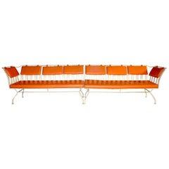 Rare and Unusual Woodard Sofa