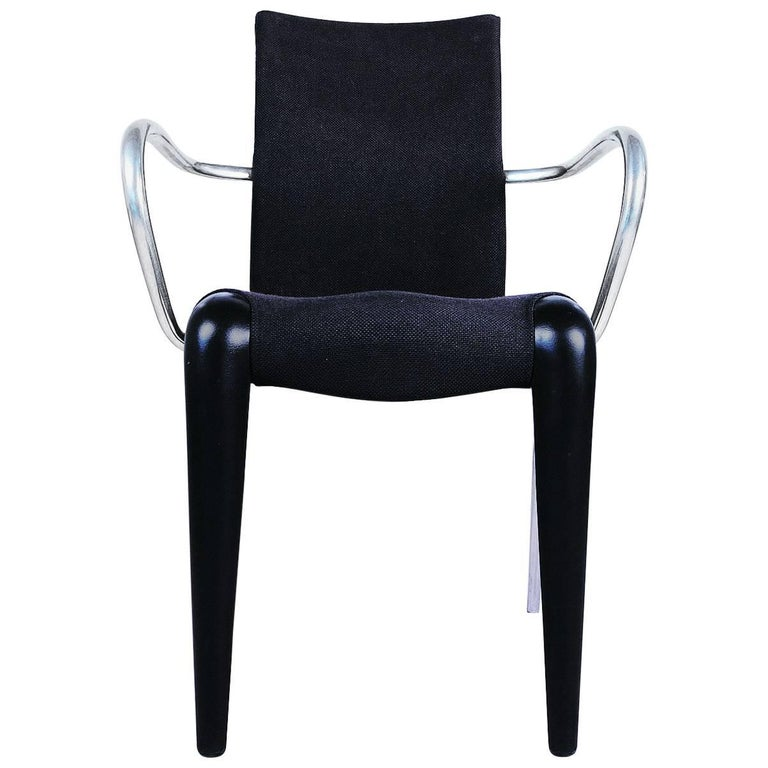 Louis ghost armchair by philippe starck for vitra for sale at 1stdibs for Philippe starck ghost chair