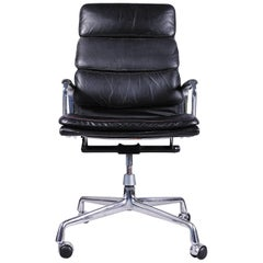 EA 219 Soft Pad Office Chair by Charles & Ray Eames for Herman Miller