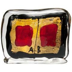James Coignard Glass Sculpture