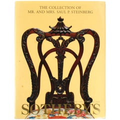 Sotheby's Auction Catalogue of the Collection of Mr. and Mrs. Saul P. Steinberg