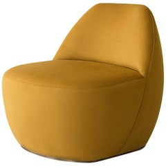 Contemporary Calonia Swivel Chair by Dmitriy & Co