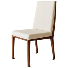 Contemporary Bronte Chair, Custom and Made to Order by Dmitriy & Co