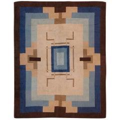 French Art Deco Carpet, 1925