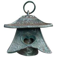 Japanese Old Lantern Wind Chime