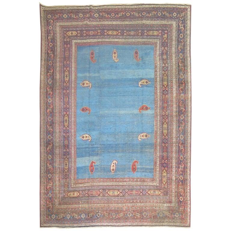 Antique Persian Doroksh Carpet