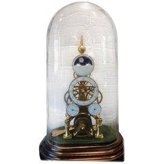 Skeleton Clocks 10 For Sale On 1stdibs