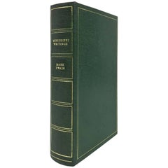 "Asprey ""Mississippi Writings"" by Mark Twain"