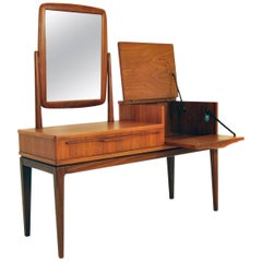 Dressing Table France 1960s Ameublement NF Meuble 212