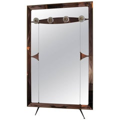 Mid-Century Modern Floor Mirrors and Full-Length Mirrors