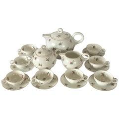 Art Deco Limoges Tea Coffee Service