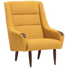 Danish Produced Lounge Chair, 1950s