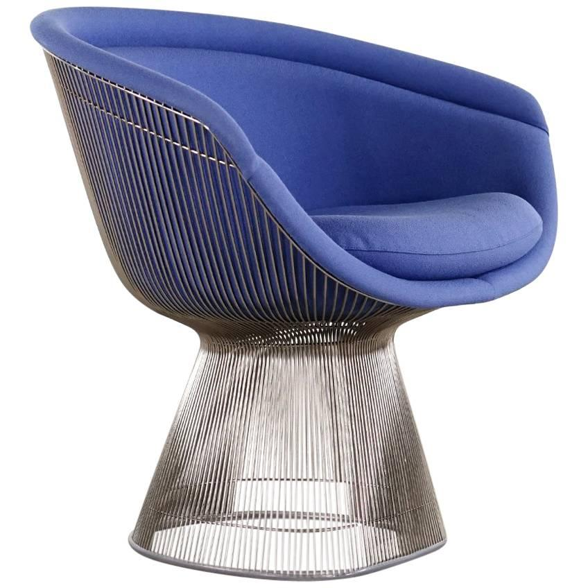 Warren Platner Lounge Chair, 1966 For Knoll International For Sale