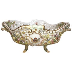 Large Meissen Centre Piece, 19th Century