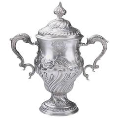 An Early George III Cup & Cover