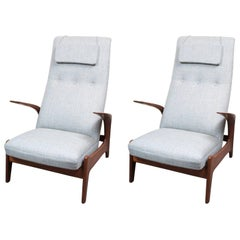 Great Pair of Armchairs by Gimson & Slater