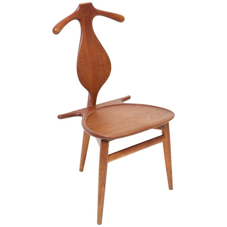 Hans Wegner Valet Chair For Sale