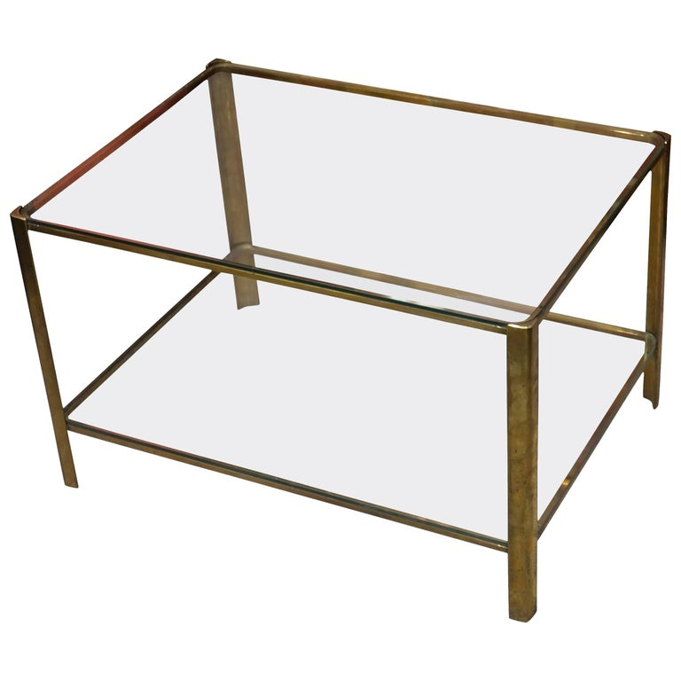 Jacques Quinet Coffee Table, France, 1960s For Sale