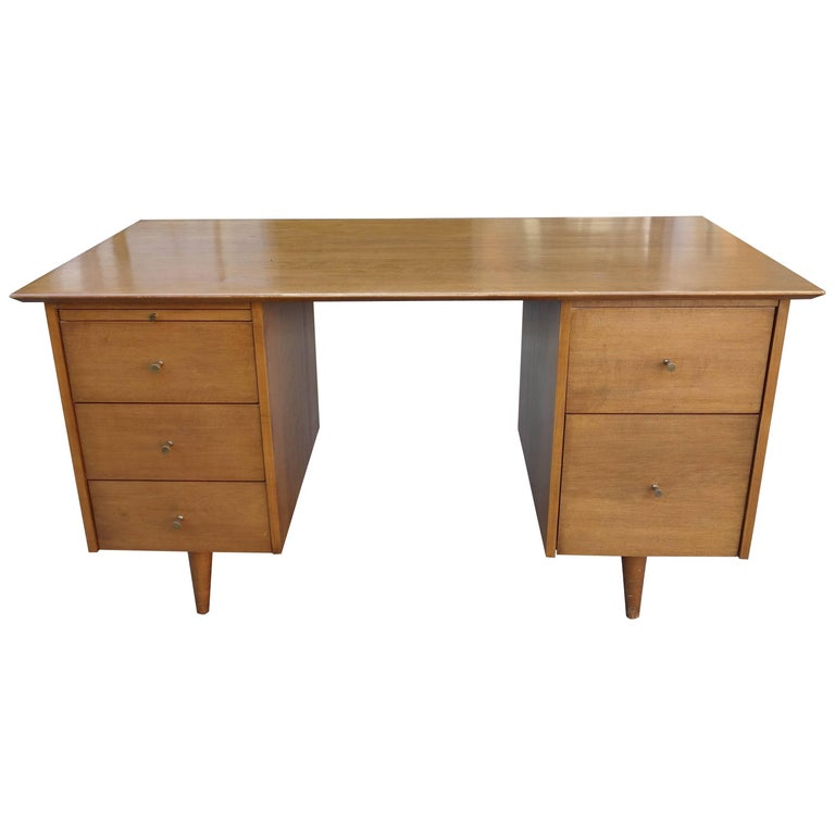 Midcentury Paul McCobb Desk