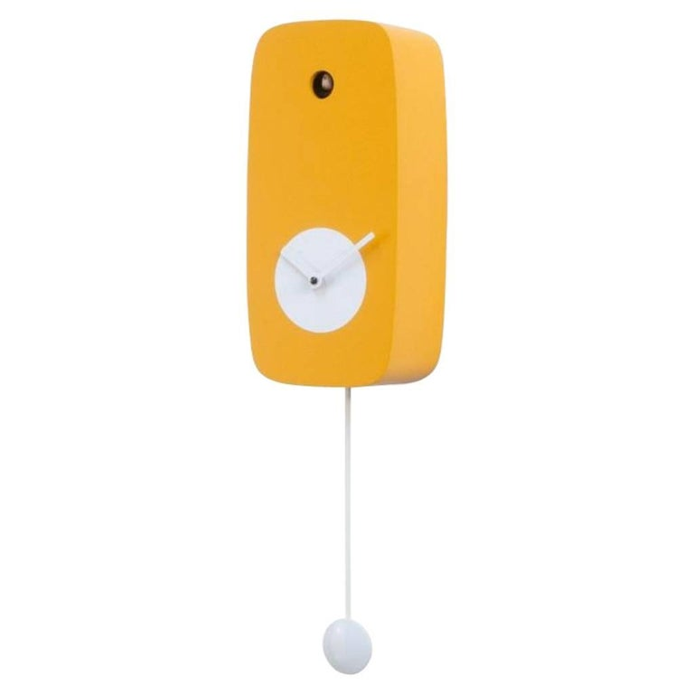 Modern Cuckoo Clock Made In Italy Designer Gifts Ideas For