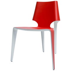 Fei Fei Red Chair by Sawaya & Moroni