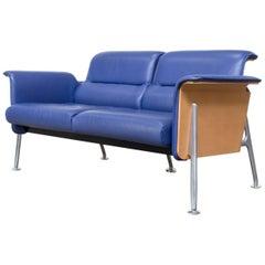 Wiege, Frenkler, Kolberg & Birkenheuer 'Avera' double seat sofa for Wilkhahn